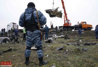 马航mh17客机残骸开始装运-中国搜索