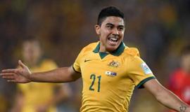 澳大利亚2-1胜韩国 获亚洲杯冠军