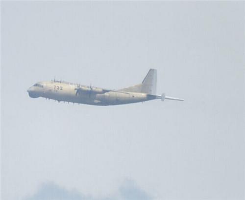 疑似国产最新型反潜巡逻机2号机首飞-中国搜索