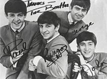 1963年甲殼蟲樂隊開始風靡英國